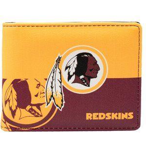 NFL Washington Redskins Bi-Fold Wallet